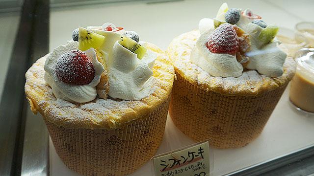 天使の林檎のケーキ