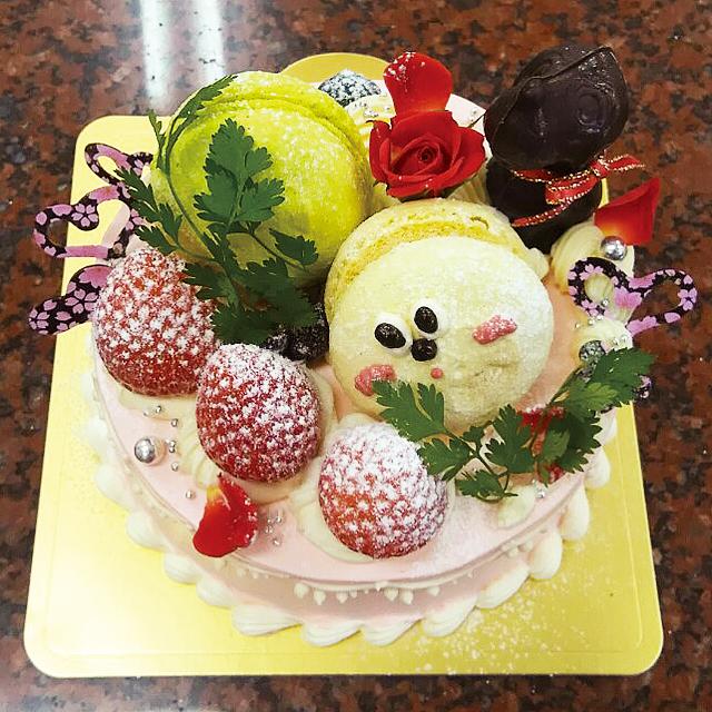 オーダーメイドのケーキ10