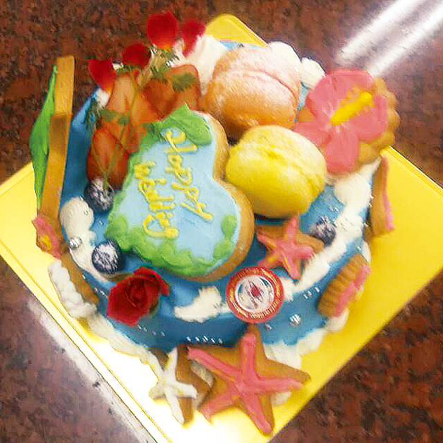 オーダーメイドのケーキ11