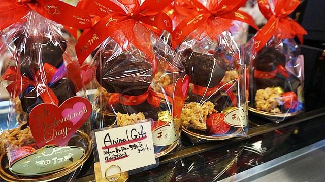 天使の林檎のチョコレート「Animal」